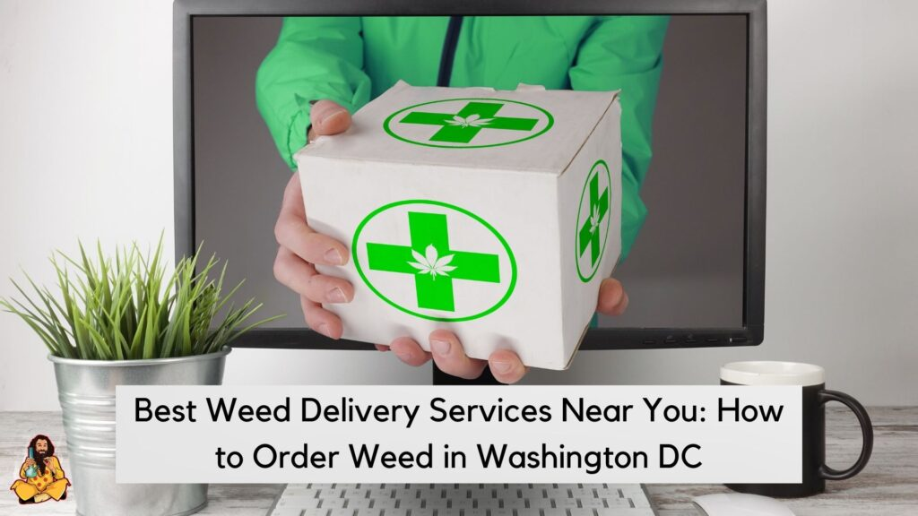 Best Weed Delivery Services in Washington DC