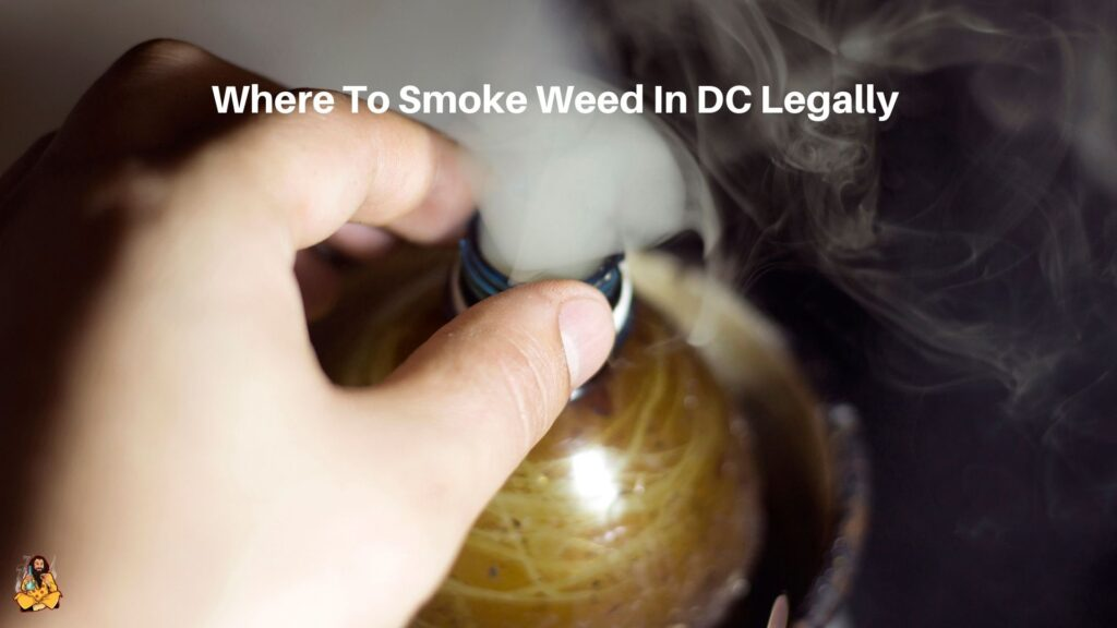 Places to Smoke Weed Legally in D.C.